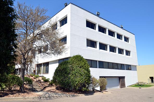 5810 Office Building Lot Corner