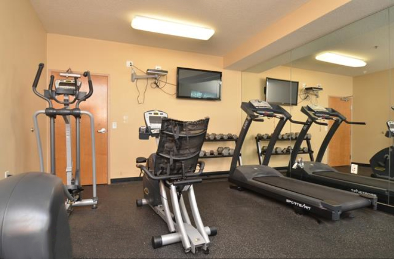 Blackberry Point Apt. - Fitness Center