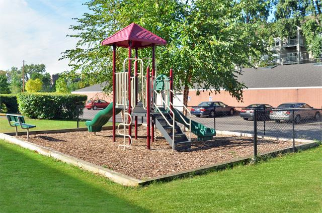 Centennial Commons - Playground