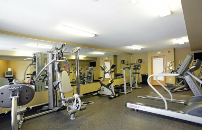 Lyndale Plaza - Fitness Center