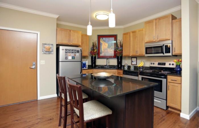 Lyndale Plaza - Kitchen 2