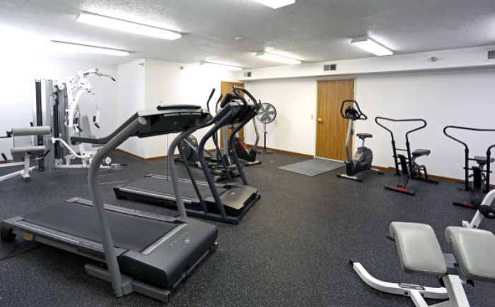 Park Ave. Apt - Fitness Center