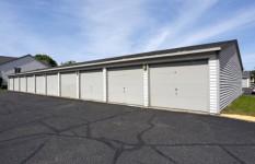 Park Ave. Townhouses - Garages