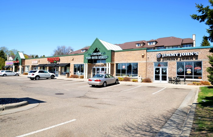 Stinson Marketplace Front