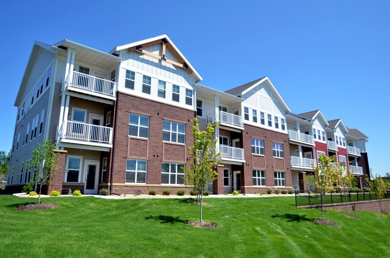 Northern Lakes Senior Living U2013 Building 5