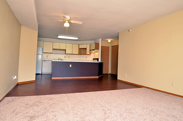 Linnet Circle Apt. - Living Room 2 web