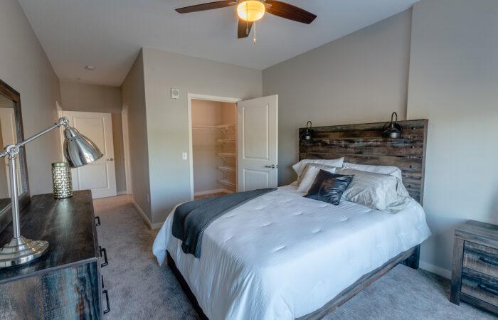 The Heights 55-Model_Bedroom