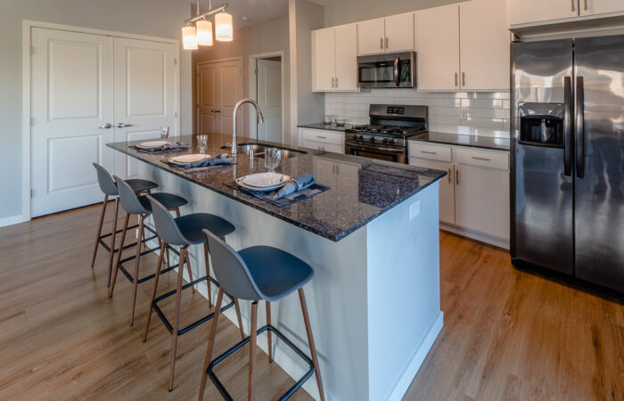 The Heights 55-Model_Kitchen